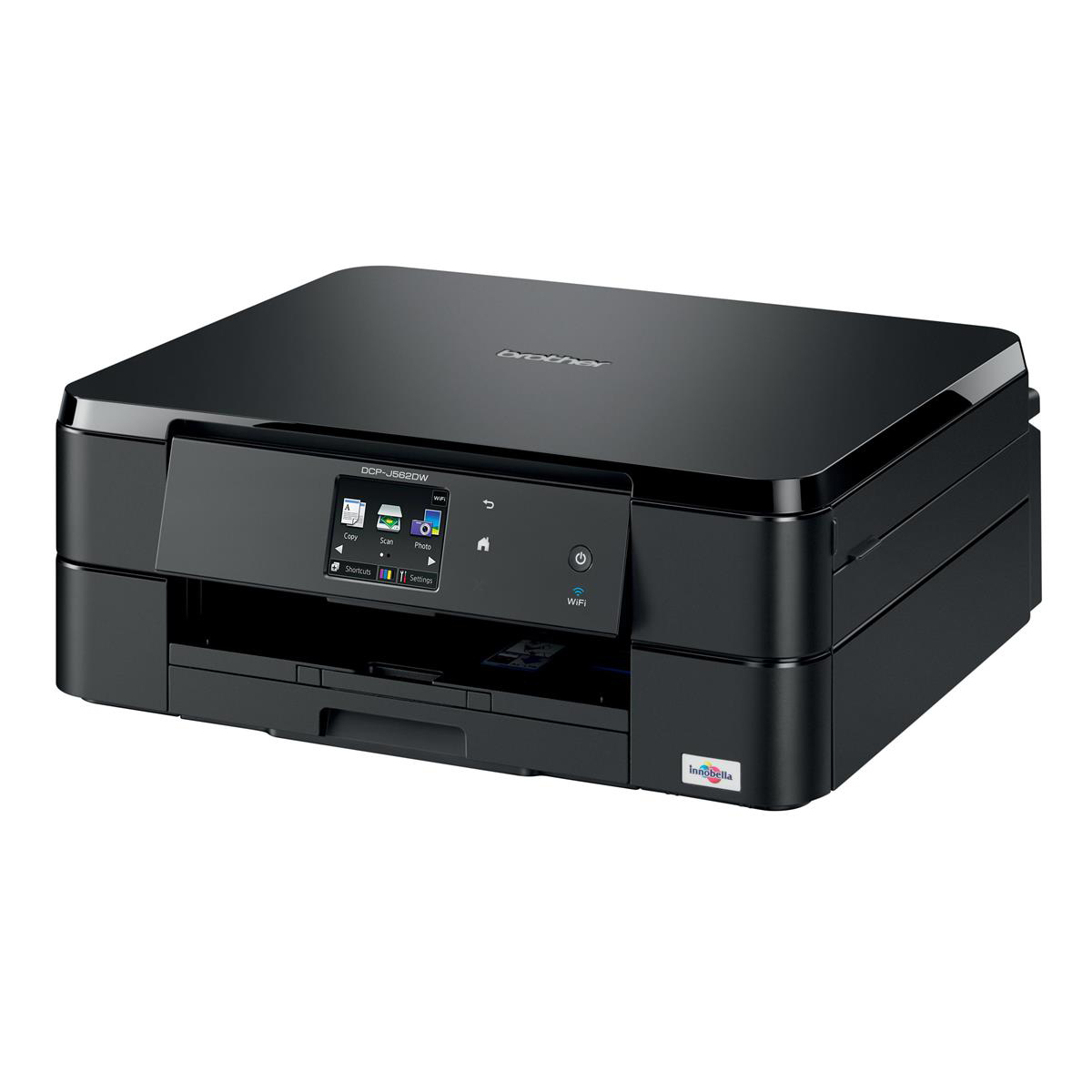 Image for Brother DCPJ562DW Multifunction A4 Inkjet Printer Ref DCPJ562DWZU1