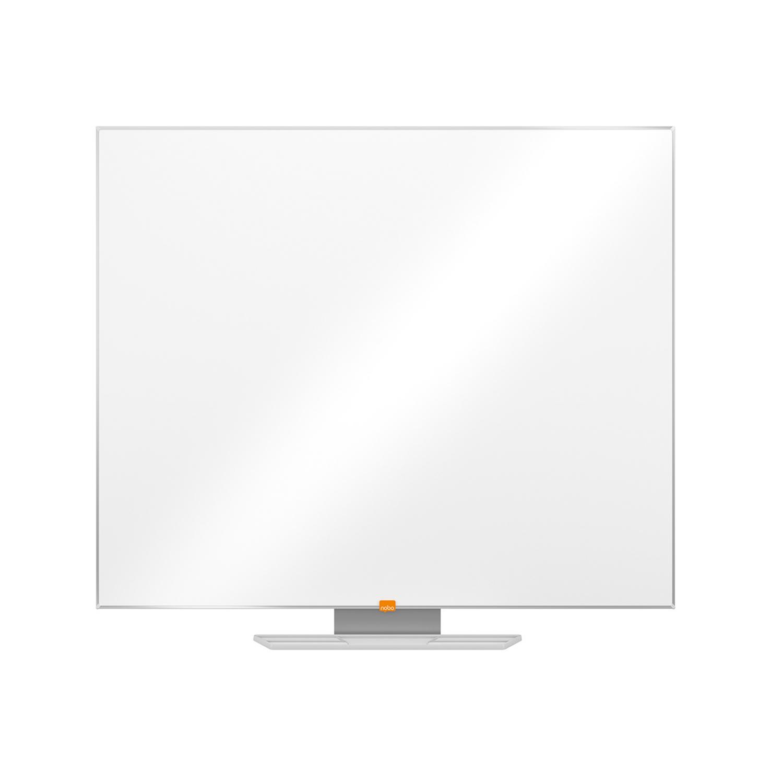 Nobo Prestige Enamel Whiteboard Magnetic Fixings Included W1500xH1000mm White Ref 1905223