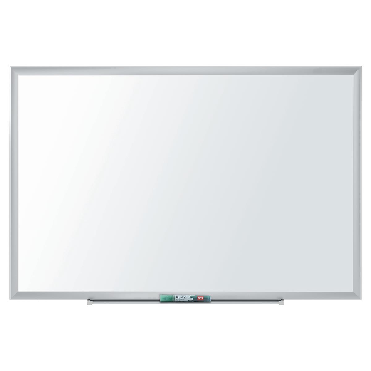 Nobo Nano Clean Steel Whiteboard Magnetic Exclusive Nano Clean Surface W1500xH1000mm White Ref 1905169