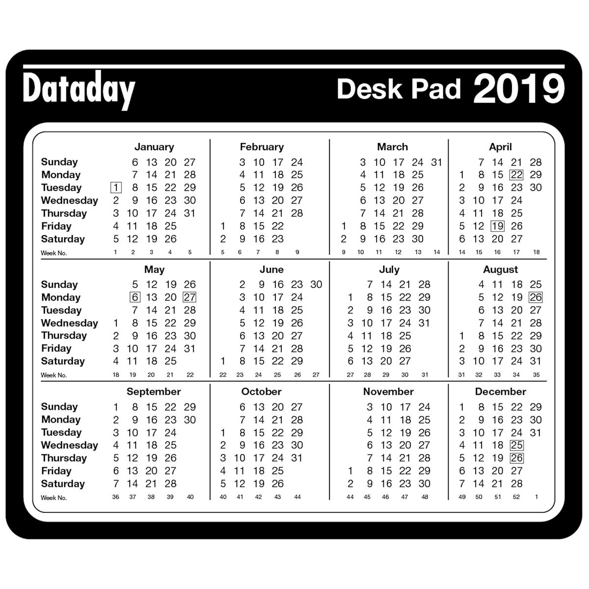Office Supplies Office Planning Year Planners