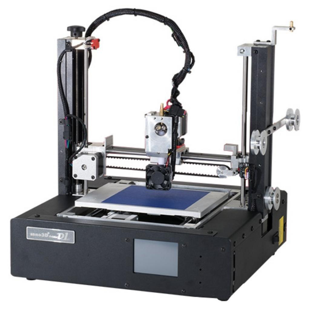 Inno3D D1 3D Printer High Speed 1.75mm Filament Auto-calibration Black Ref INNO3DD1