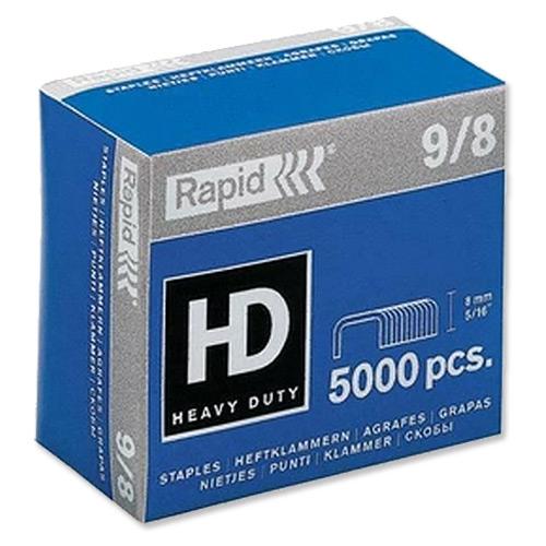 RapidStapl9/8mm 5M G SuperStrong pk5000