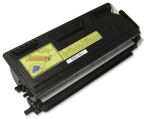 Brother Laser Toner Cartridge Page Life 3300pp Black Ref TN7300