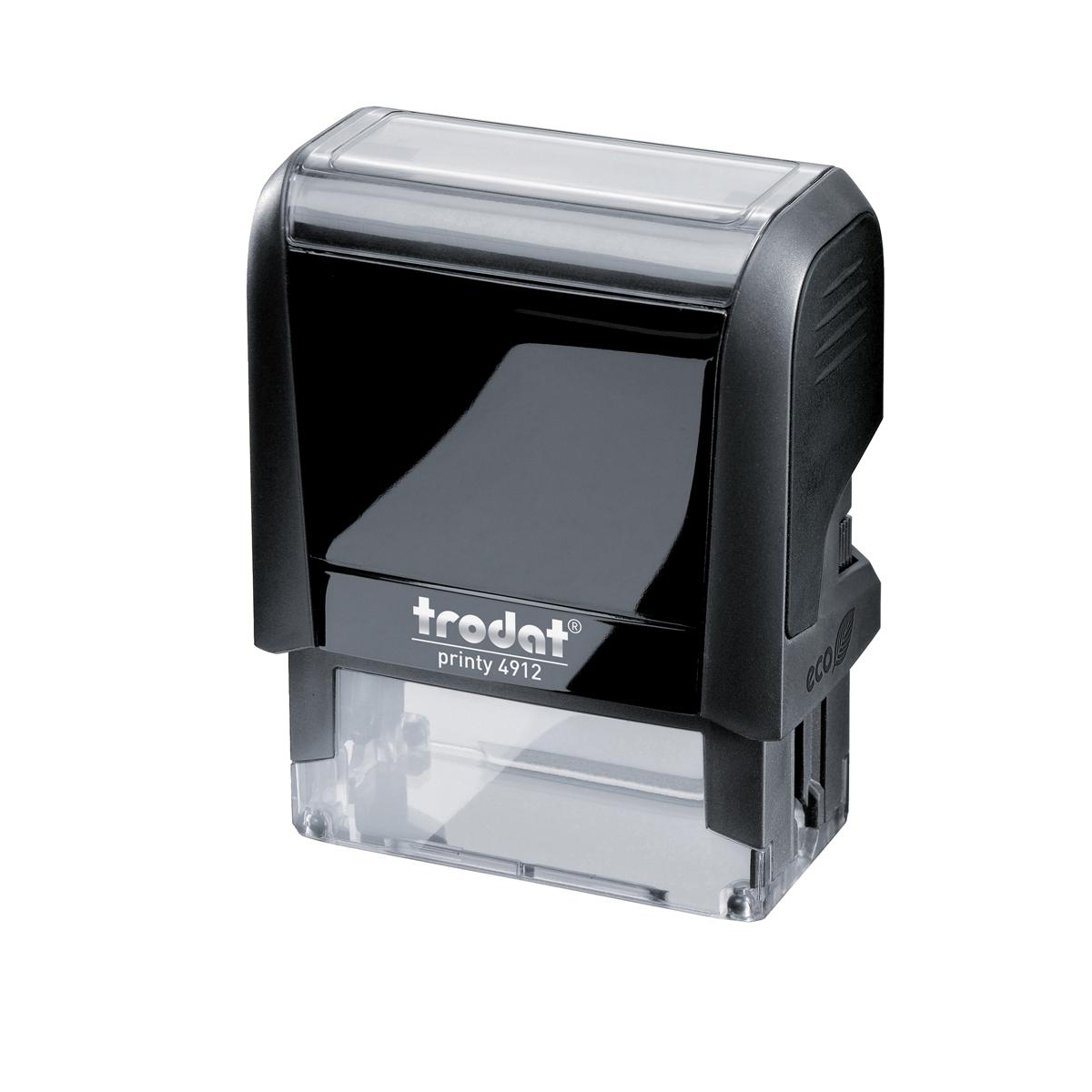 Trodat Printy4912 Custom Stamp Self-Inking Up to 5 lines 46x18mm Ref 199896