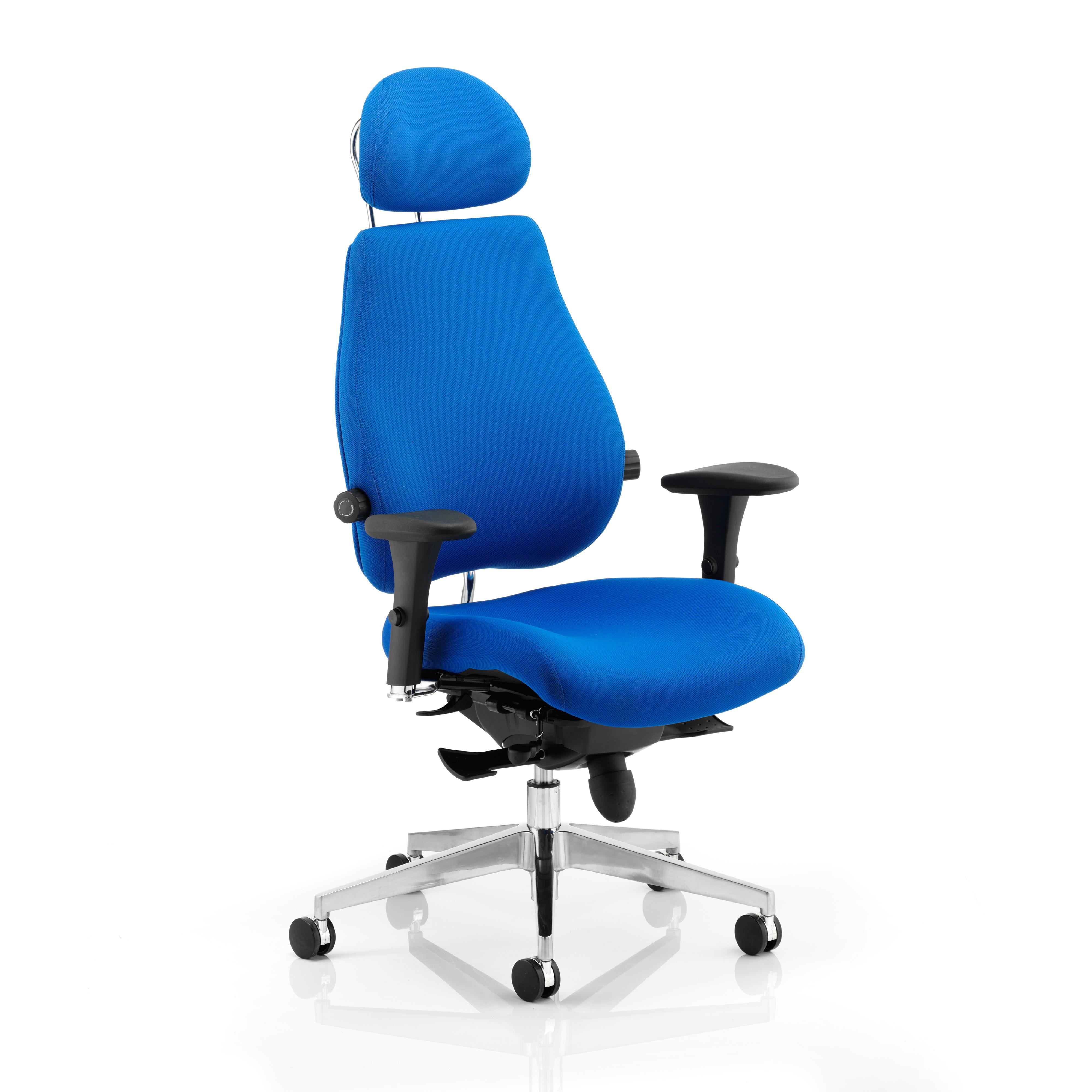 Adroit Chiro Plus Ultimate Blue 495x520-560x470-540mm Ref PO000012