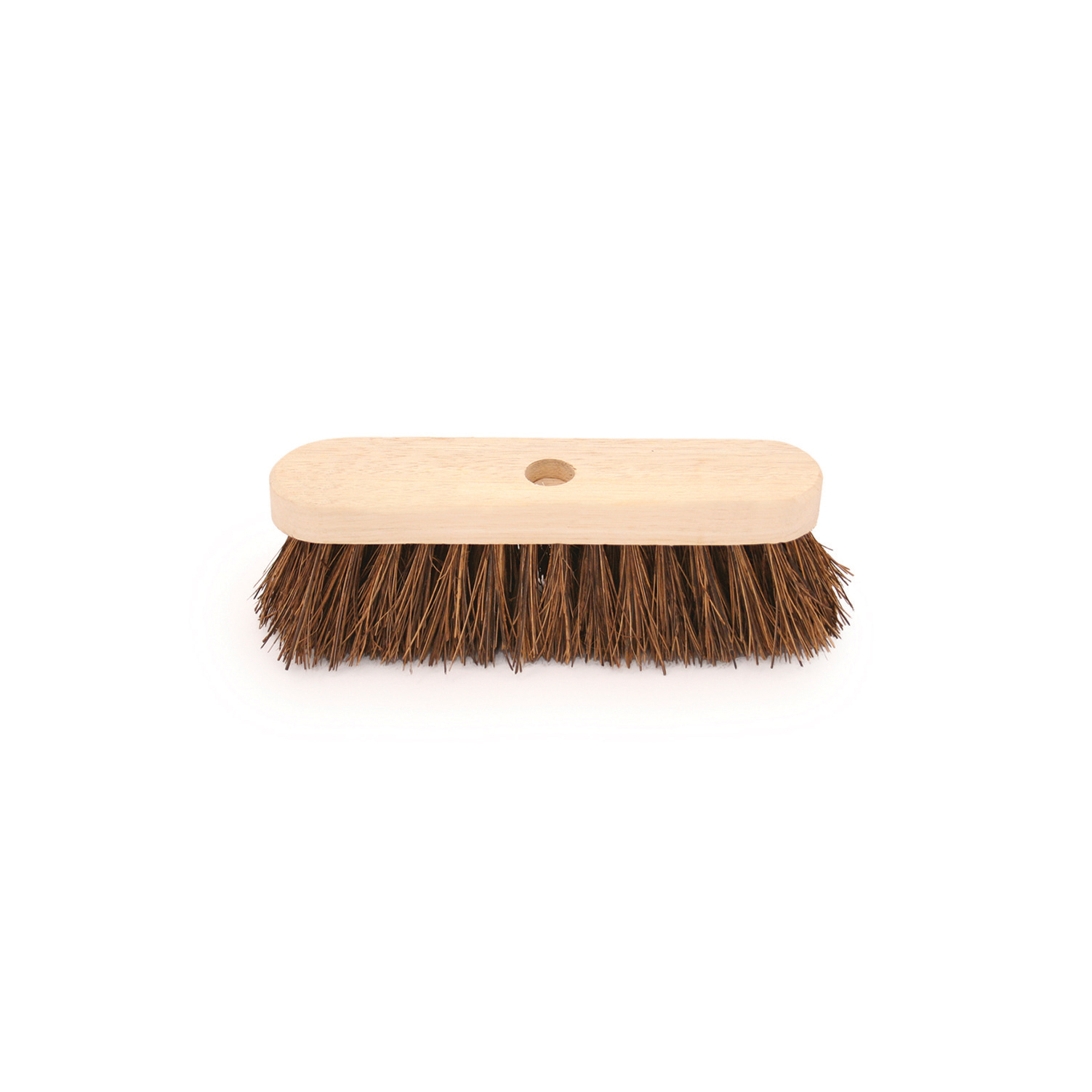 Bentley Natural Palmyra / Bassine Broom head 10in Stiff Brush Ref SPC/C.10/N