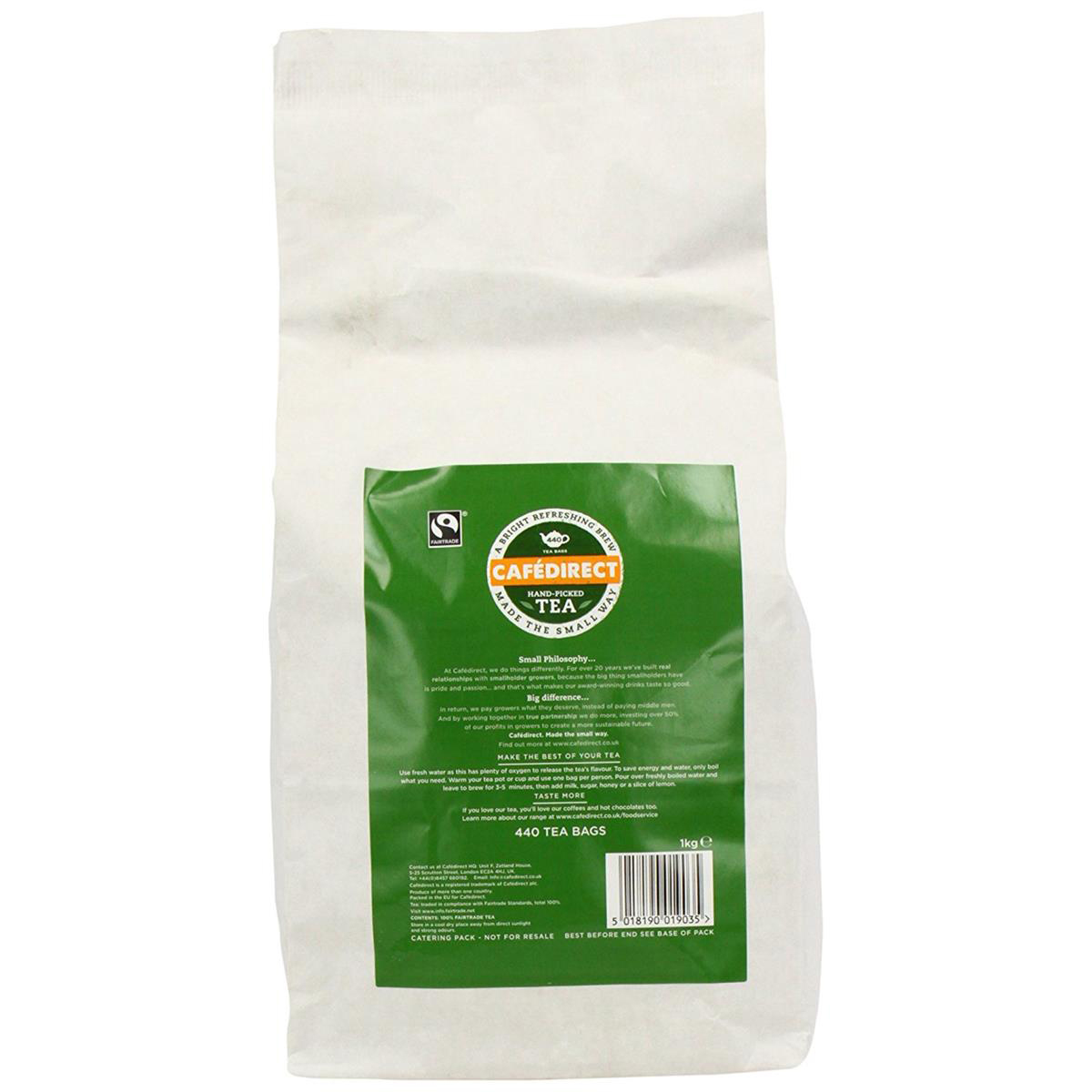 Cafedirect Everyday Tea Bags Pk440