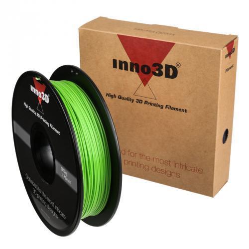 Inno PLA Filament 1.75x200mm Green