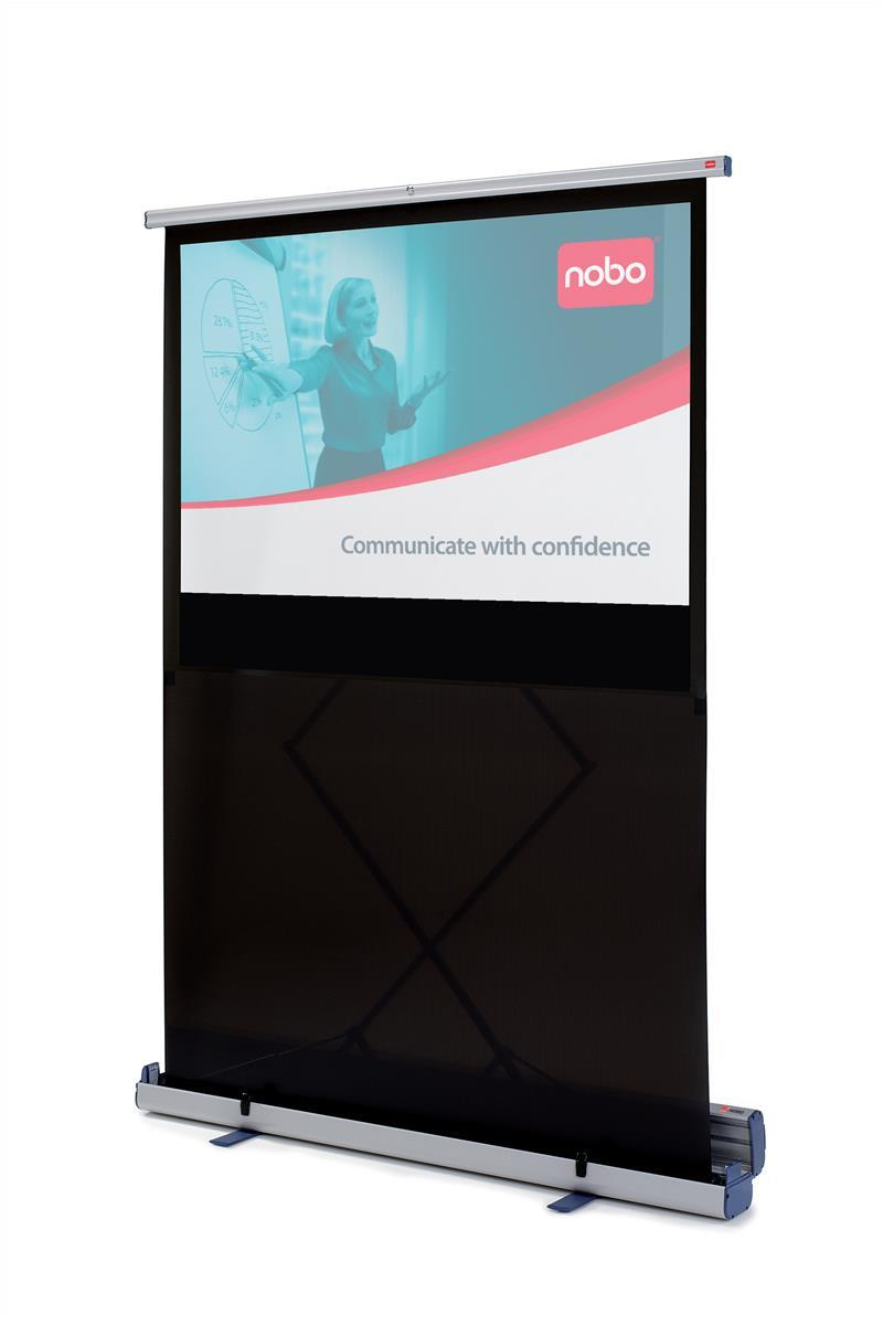 Nobo Portable Scrn 1600x1000mm 1902551