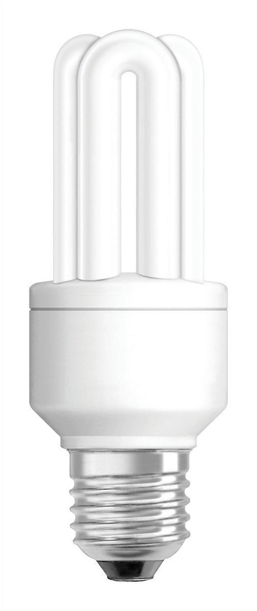 Light Bulb Energy Saving Compact Fluorescent Screw Fitting 14W
