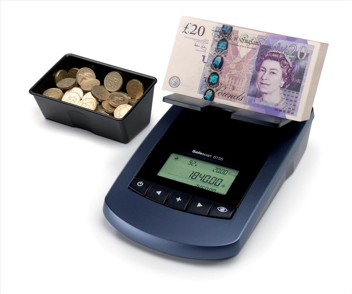Safescan Money Cen Pntr Port 124-0422