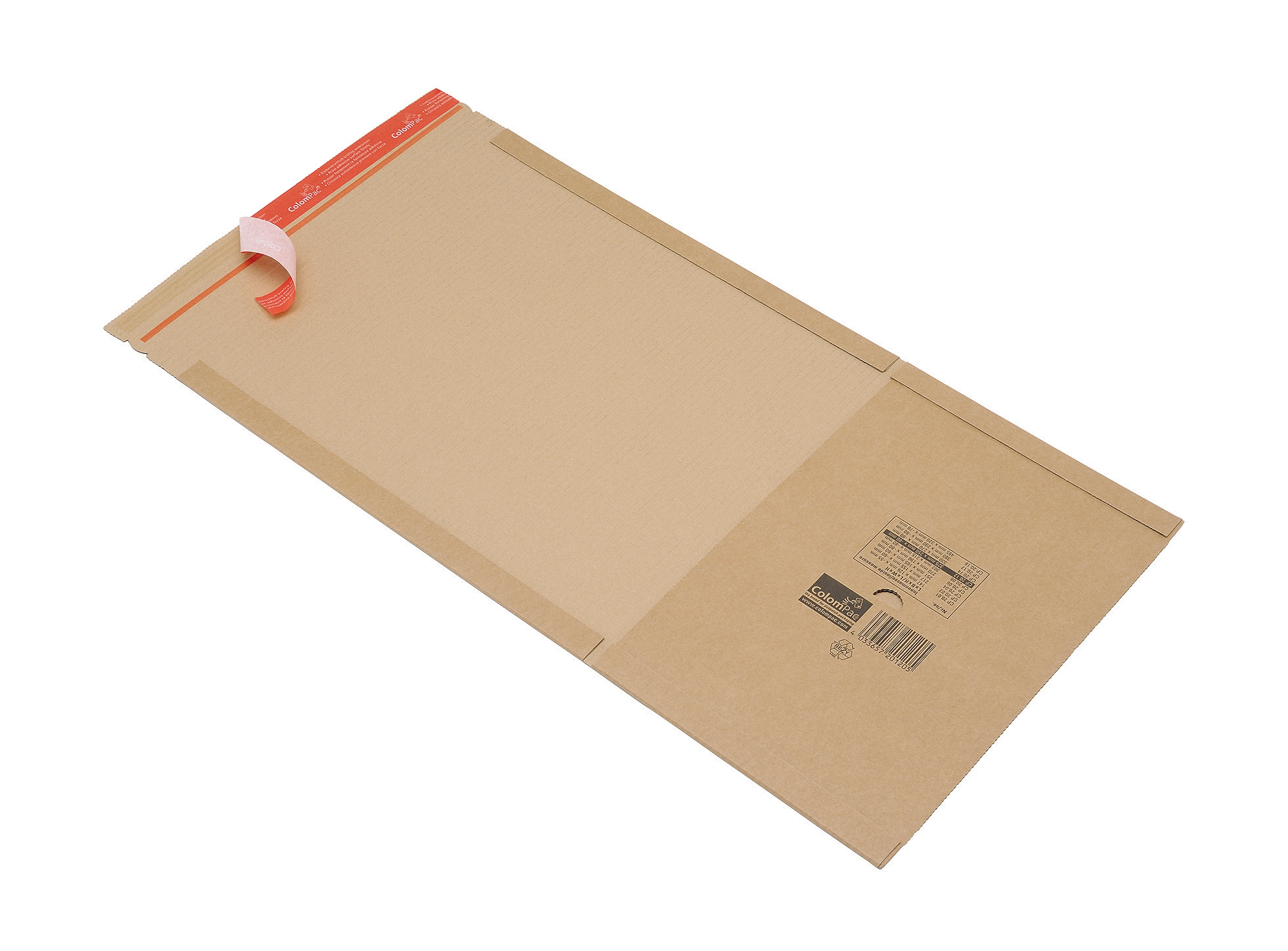 Universal Packaging 330x270x80 Pk25