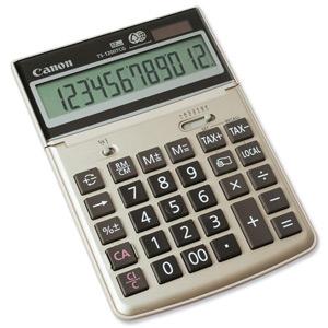 Image for )Canon 2499B004 Calculator TS-1200TCG