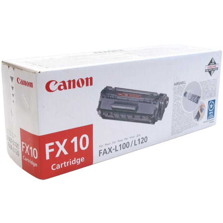 Image for Canon FX10 Laser Toner Cartridge Black Ref 0263B002