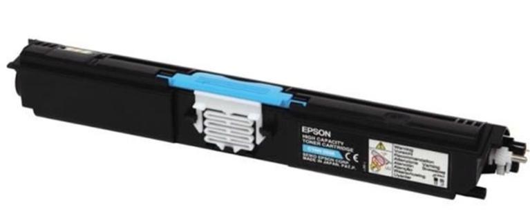 Epson S050556 Laser Toner Cartridge High Yield Page Life 2700pp Cyan Ref C13S050556