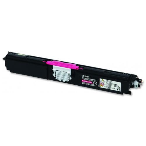 Epson S050555 Laser Toner Cartridge High Yield Page Life 2700pp Magenta Ref C13S050555