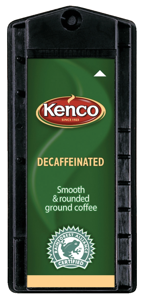 Kenco Carte Noir Decaffeinated Coffee Singles Capsule 6.5g Pack 160