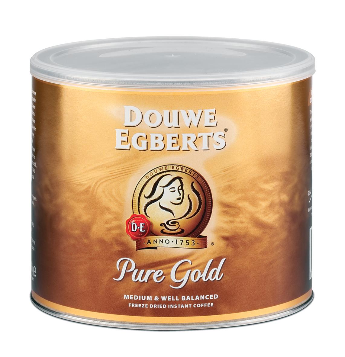 Douwe Egberts Instant Coffee Tin 257500