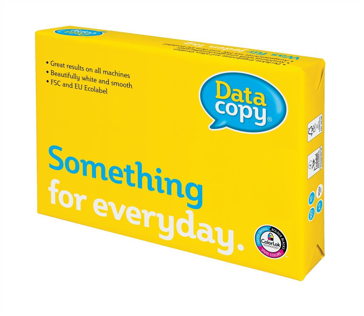 Datacopy Evryday A5 80g Wht 04595 Pk500