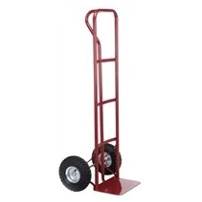 5 Star Facilities Sack Truck P Handled Steel Frame Pneumatic Wheels Capacity 200kg