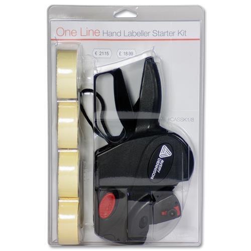 Image for Avery Labeller Single Line Starter Kit