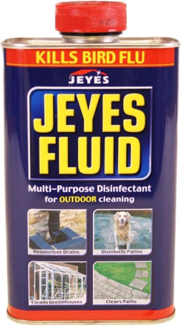 Jeyes Fluid Deodorise Disinfect Cleaner 1 Litre Code 124003