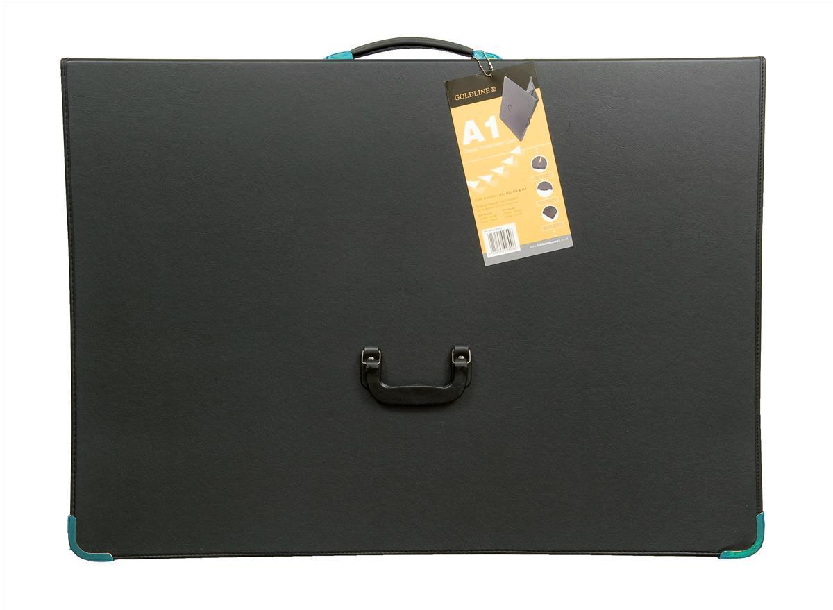 Goldline Black Presentation Case A1 (Pack of 1) BPCJ1A1BK