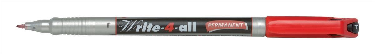 Stabilo Write-4-all Red 156/40