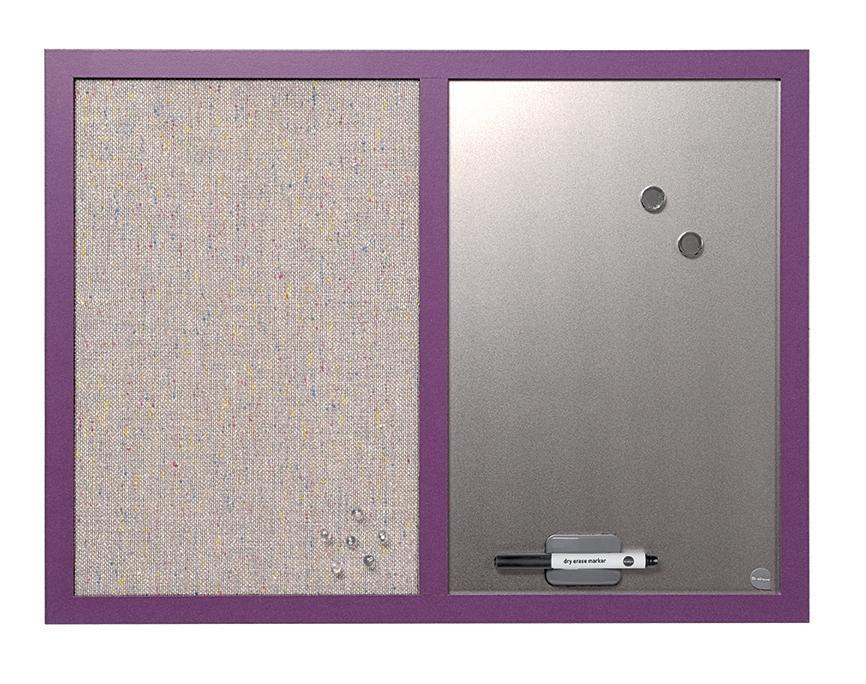 Bi-Silque Combo Board 600x450mm Lavender Code MX04330418