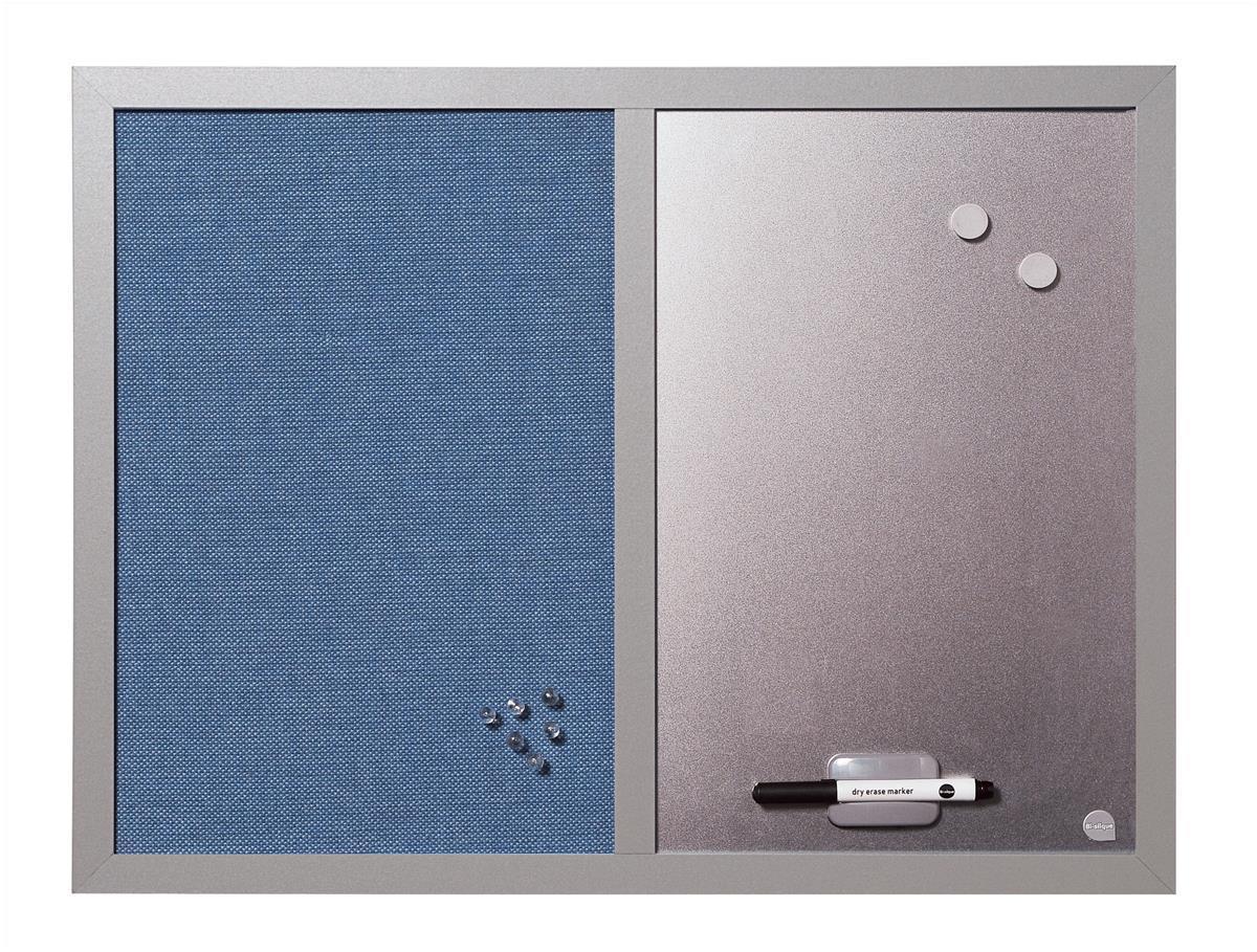 Bi-Silque Combo Board 600x450mm Blue Code MX04429608