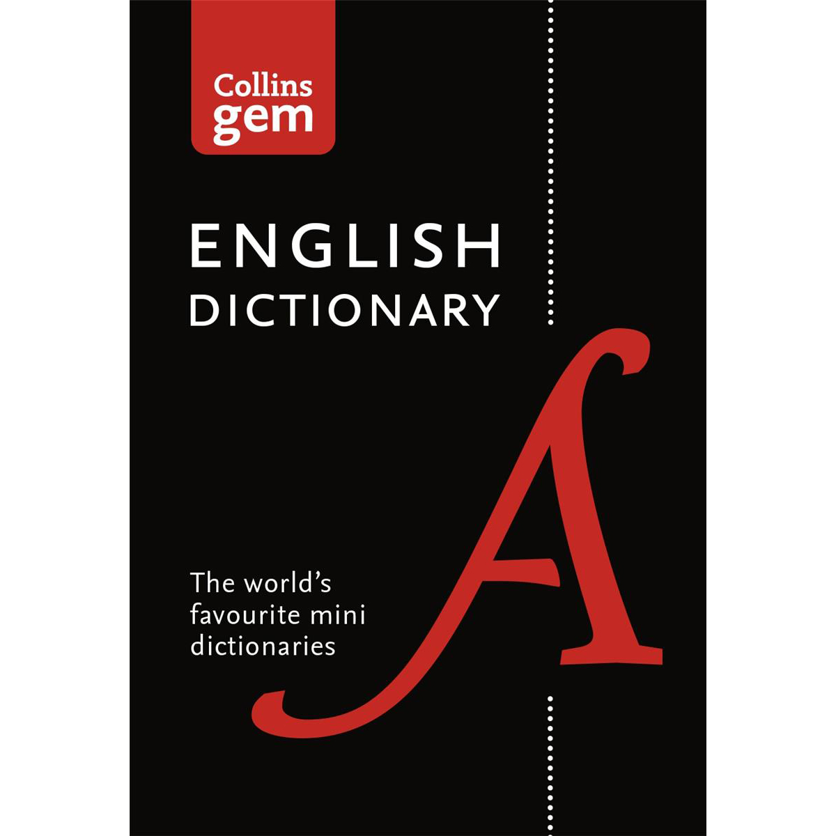 Collins gem english dictionary with colour headwords in for One dictionary