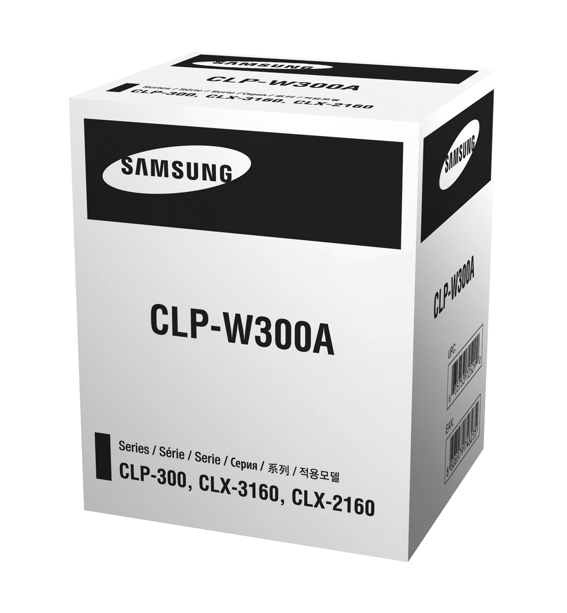 Samsung CLPW300A/SEE Waste Toner