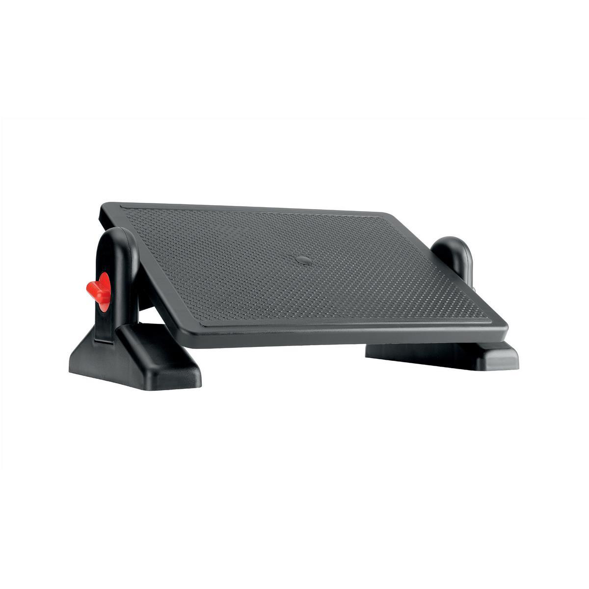 Office Footrest ABS Plastic Easy Tilt H115-145mm Platform 415x305mm Ref FR002