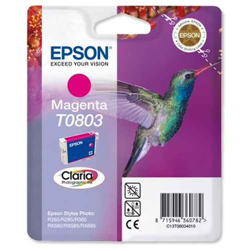 Epson Photo Ink Cart Mag C13T08034011