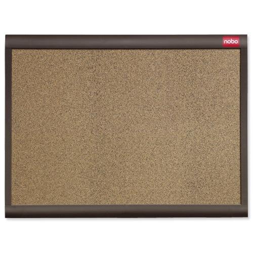 Nobo Personal Designer Cork Notice Board 600x450 Code QBDC6045
