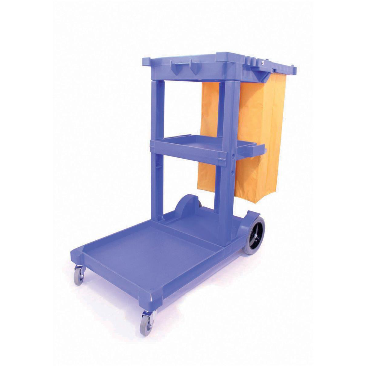Mobile Janitorial Trolley Multifunctional W460xD1140xH970mm