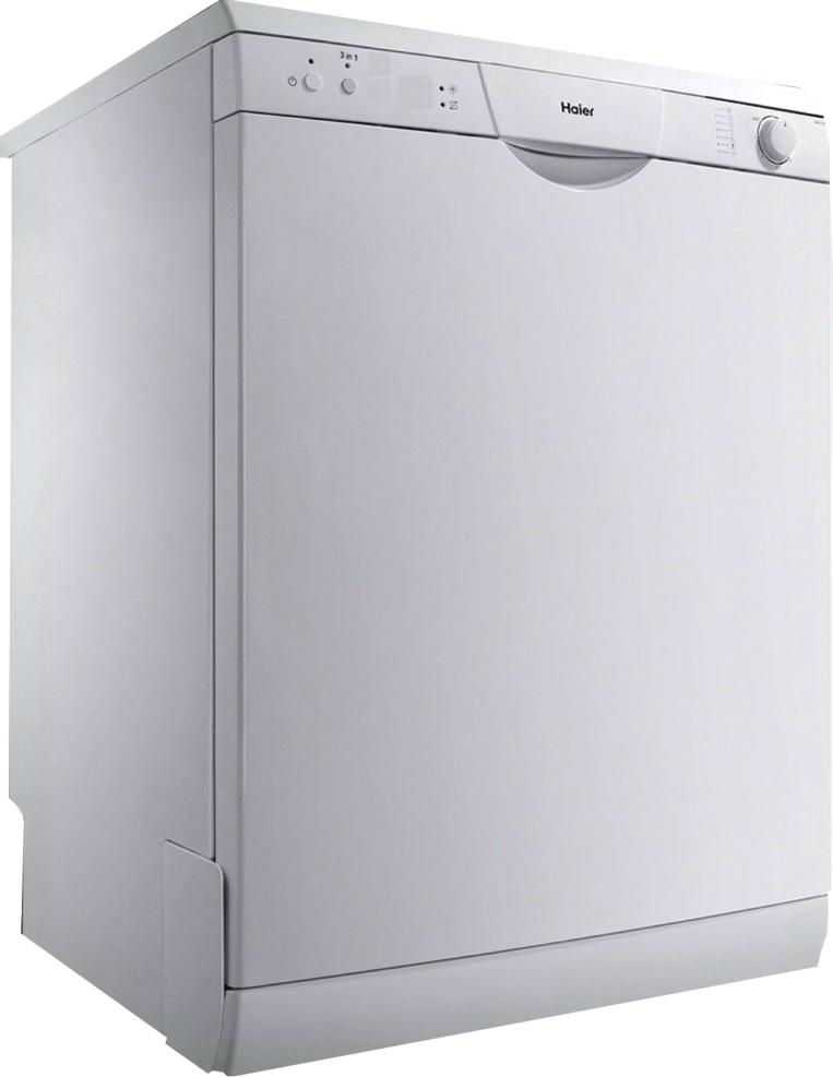 Image for &Haier 60CM D/Washer AAA DW12-TFE2