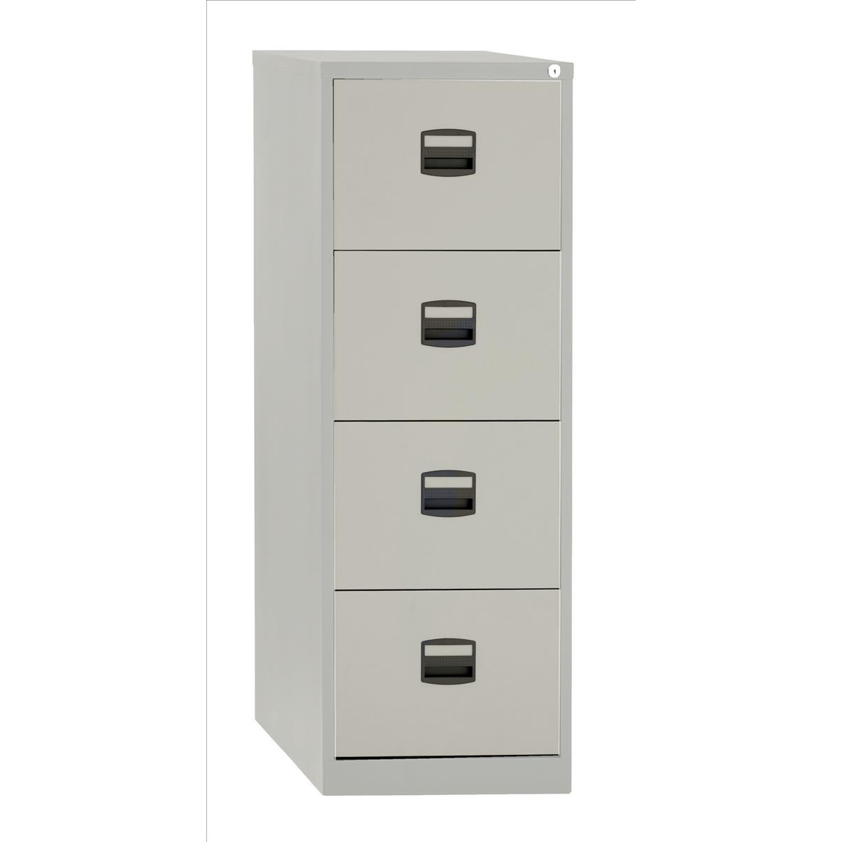 Trexus 4 Drawer Filing Cabinet 470x622x1321mm Ref 394976