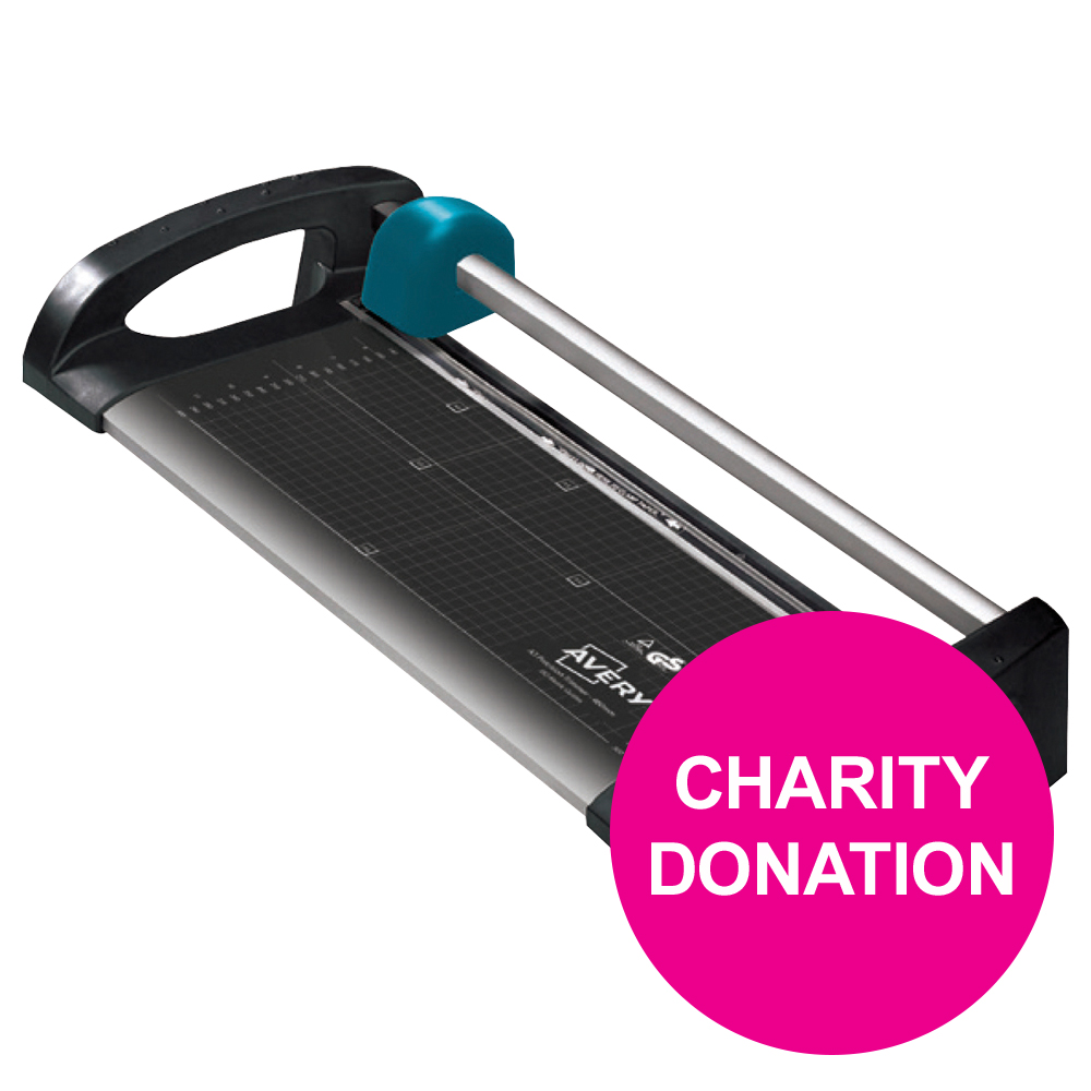 Avery Office Trimmer Cutting Length 305mm Ref A4TR [CHARITY DONATION]