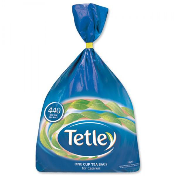 Tetley 1 Cup 440 Tea Ref 1054D [Price Offer]