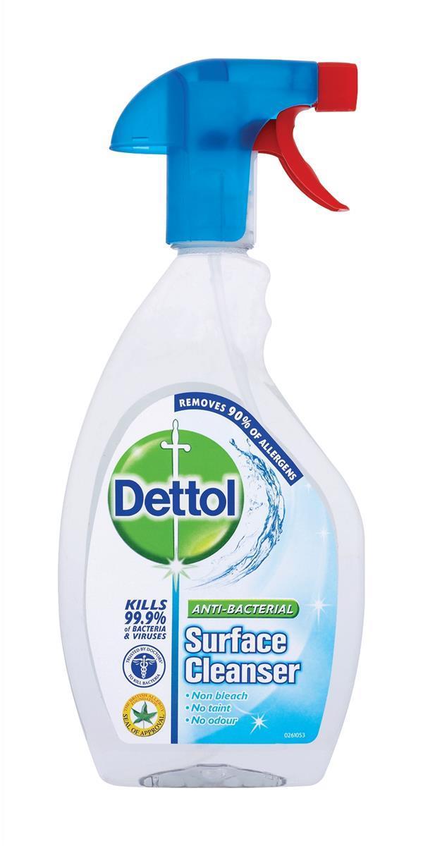 Image for Dettol Antibacterial Spray 500ml