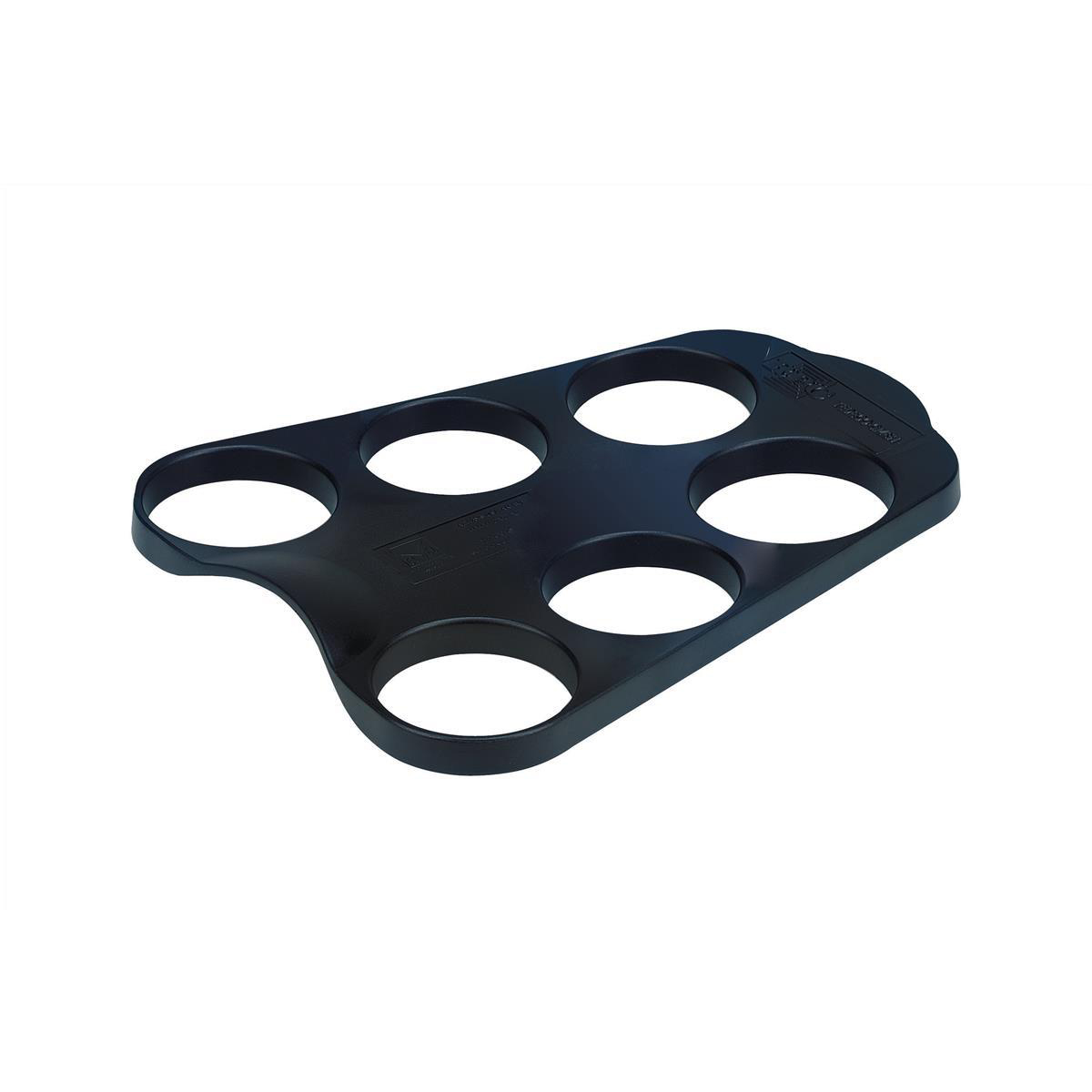 Cup Carry Tray Capacity 6 of 207ml or 266ml [Pack 10]