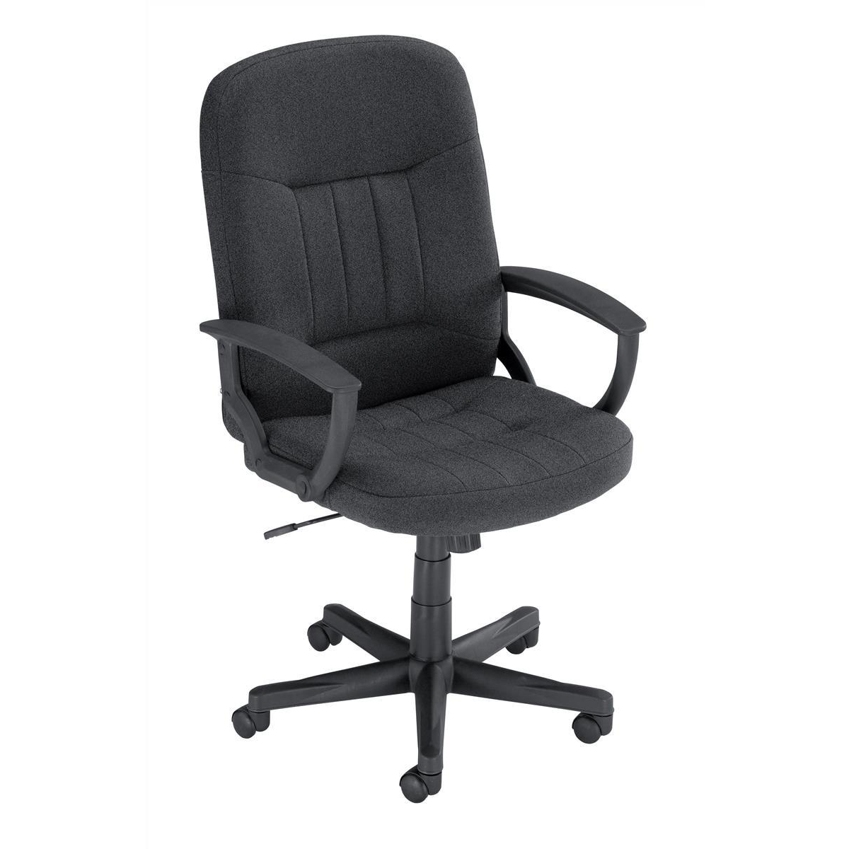 Trexus County Manager Chair Charcoal 520x420x420-520mm Ref