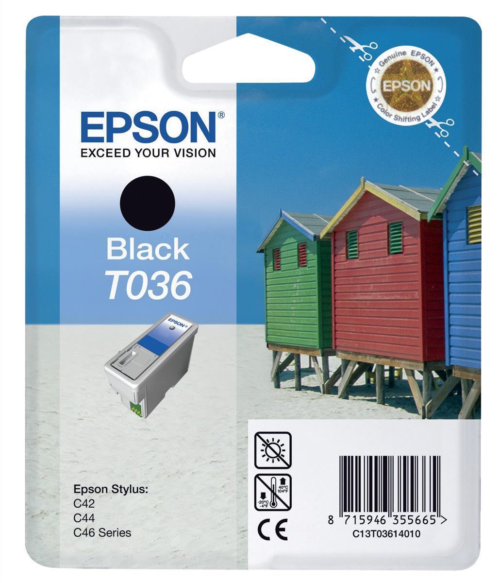 Epson I/Cart BlackT036140/T03614010