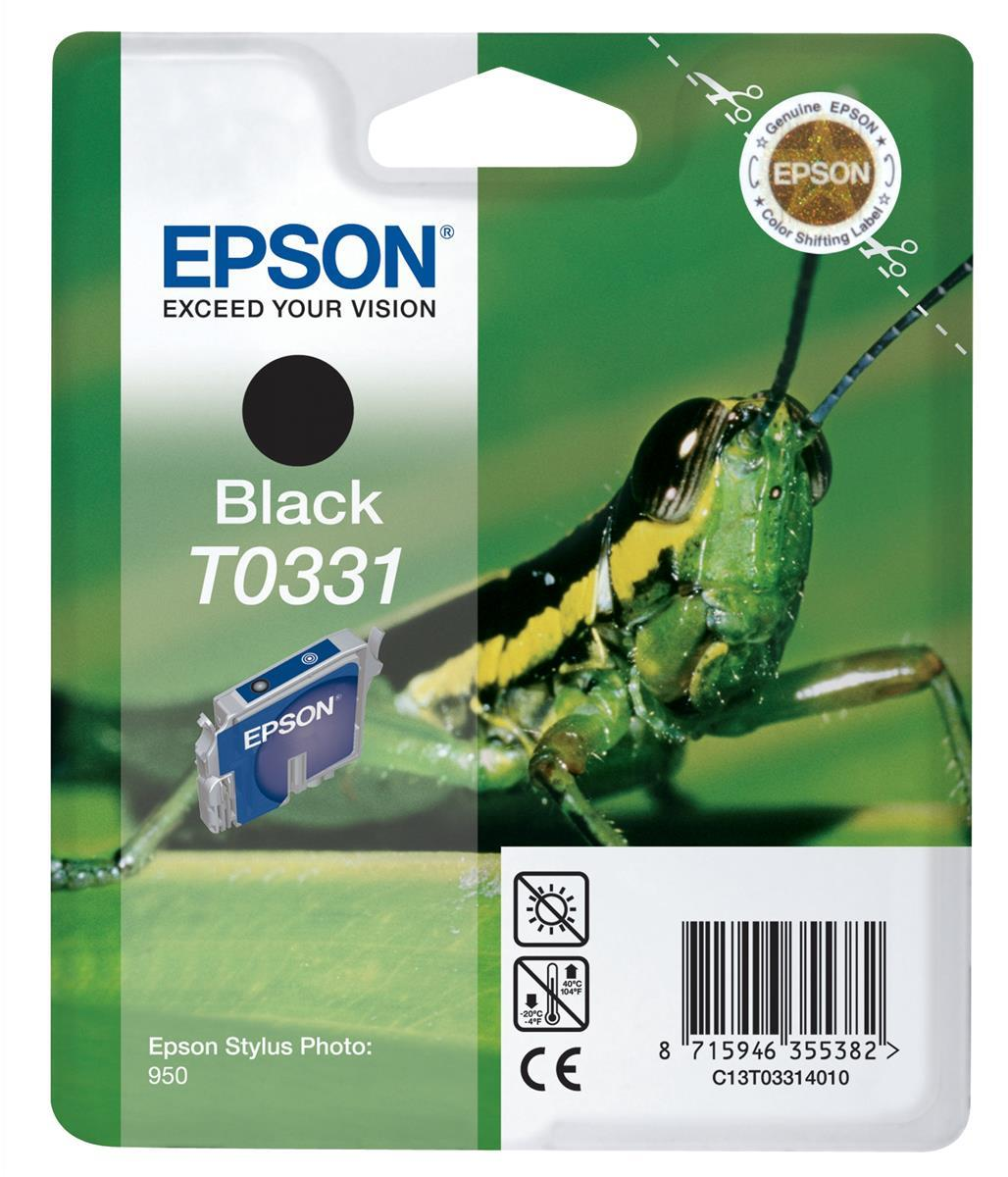 Epson Ink Cart Blk T033140/T03314010