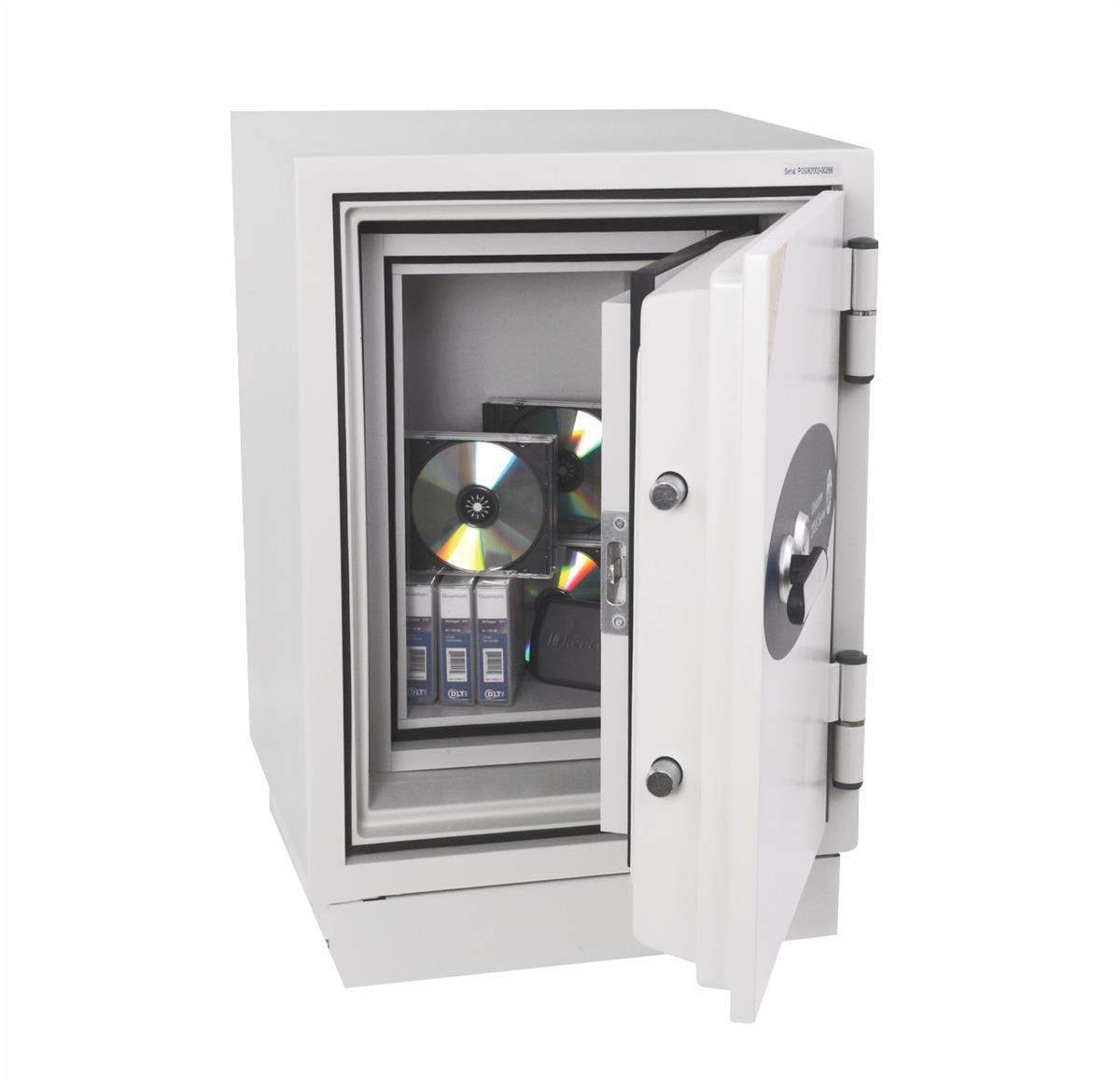 Phoenix Data Care Safe 2 Hours Fire Protection High Quality Key Lock 95kg 470x470x685mm Code 2002