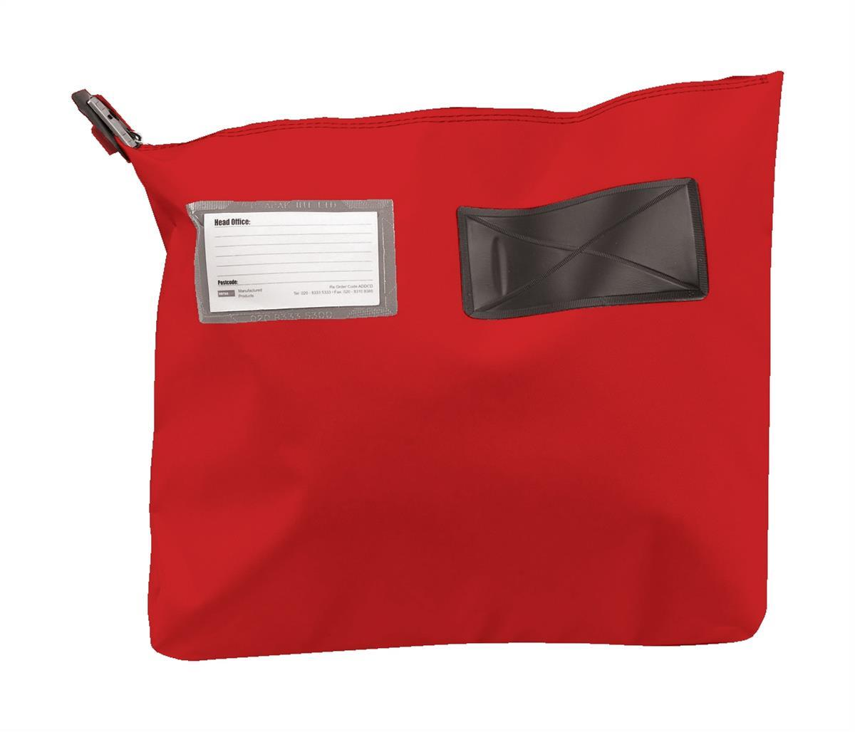 Versapak Mail Pch 381X336X75 Red CG2RDS