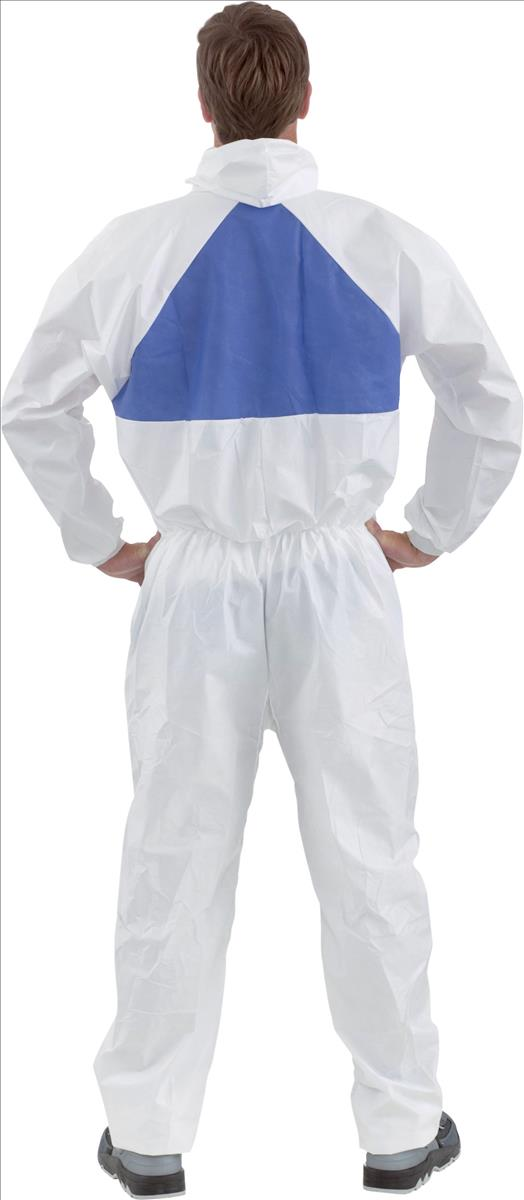 3M Protective Coverall Light Breathable Anti-Particle Asbestos Radioactive EN1073-2 Med Code 4540M
