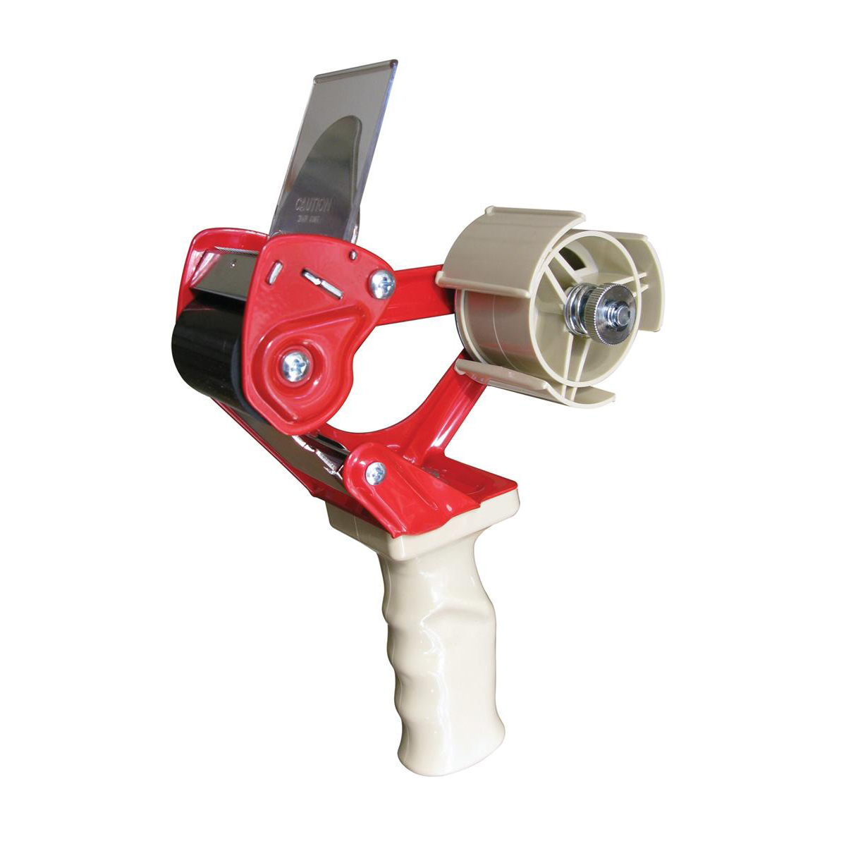 Image for Tape Dispenser Safety Hand Held with Retracting Blade for 50mm Tape