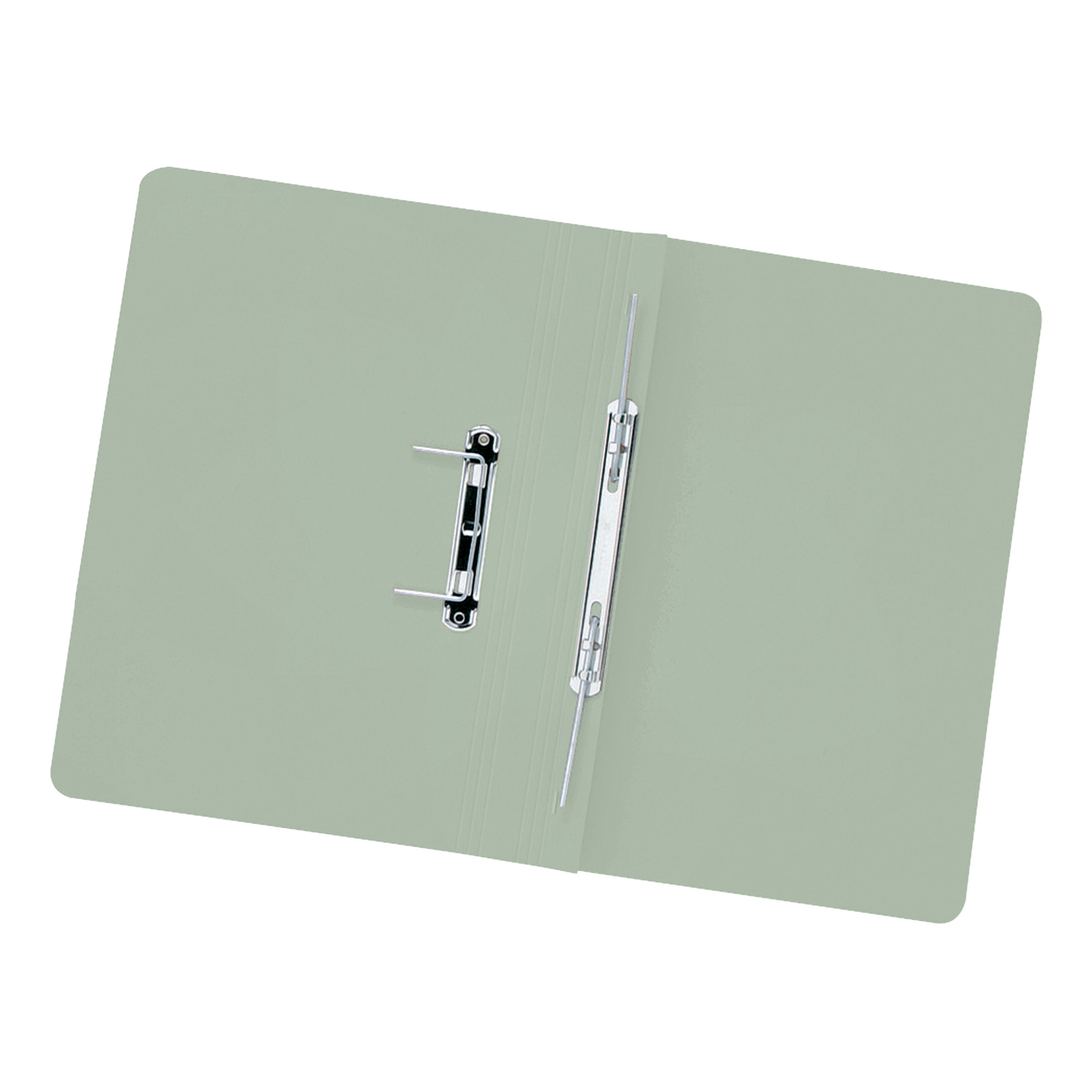 Invo Transfer Spring Files 315gsm Capacity 38mm Foolscap Green Pack 50